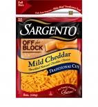 Sargento® Traditional Cut Shredded Mild Cheddar Cheese