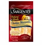 Sargento® Natural Blends® Cheddar-Mozzarella Cheese Snacks