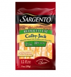 Sargento® Reduced Fat Colby-Jack Natural Cheese Snacks