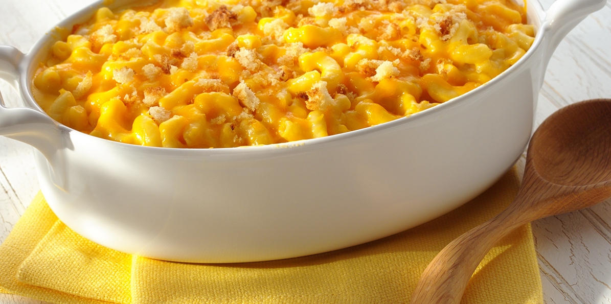 Cheese Lovers' Mac & Cheese