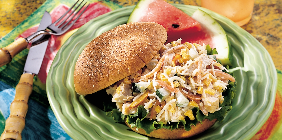 Jamaican Chicken Salad | Sargento